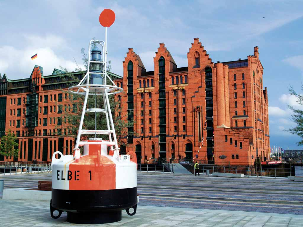 Excursions – e.g. Intl. Maritime Museum